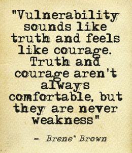 The Requirement For Vulnerability